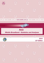 Asia - Mobile Broadband - Statistics and Analyses